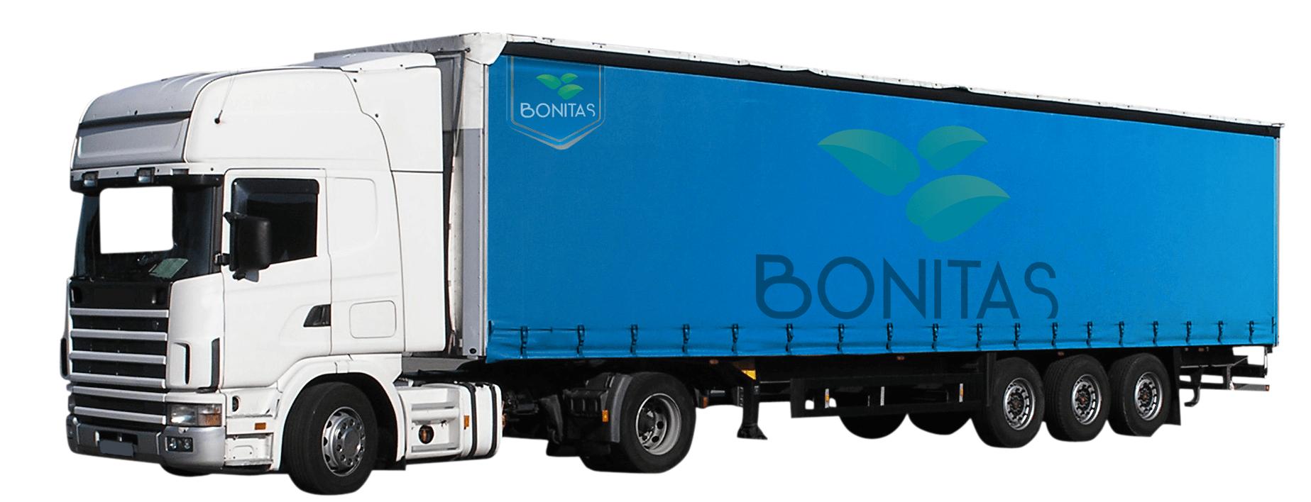 Bonitas truck